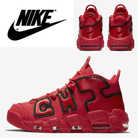 Nike Air More Up tempo  Qs Chicago モアテン シカゴ 26〜32㎝ (Nike/スニーカー) 33378659