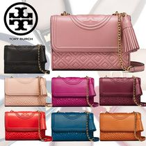 新作★Tory Burch★FLEMING SMALL CONVERTIBLE ショルダーバッグ