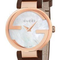 大特価 GUCCI(グッチ) Interlocking Automatic Ladies YA133516