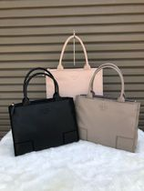 【即発◆3-5日着】TORY BURCH◆ELLA CANVAS LEATHER◆トート