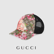■GUCCI■GG Blooms ベースボールキャップ