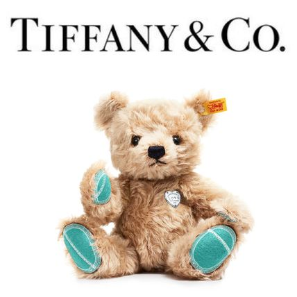 【TIFFANY&CO】●大人気●Return to Tiffany Love Teddy Bear