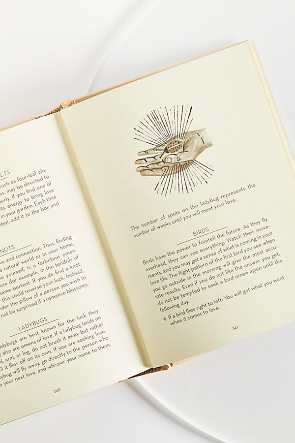 Free People フリーピープル The Golden Book Of Fortune 占い本