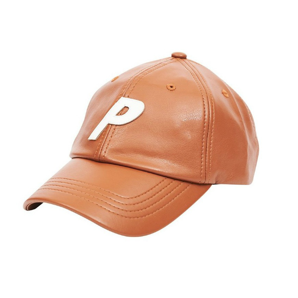 Palace Skateboards*P-6 PANEL レザーキャップ