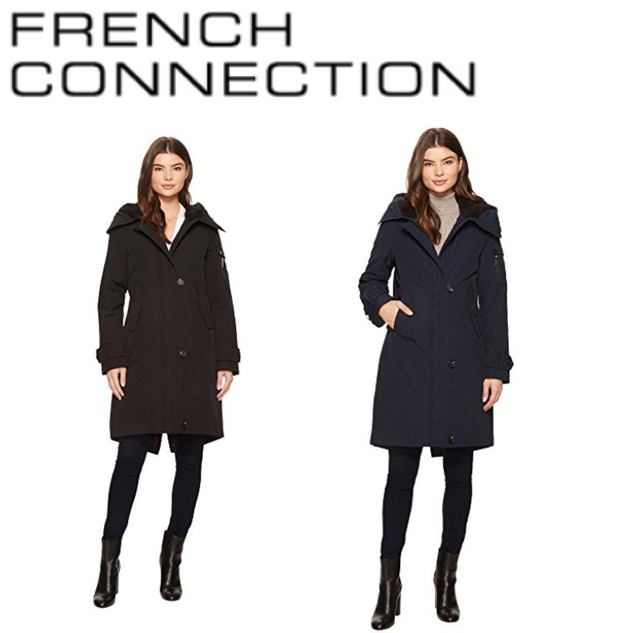 French Connection Heavy Duty Snorkel Parka