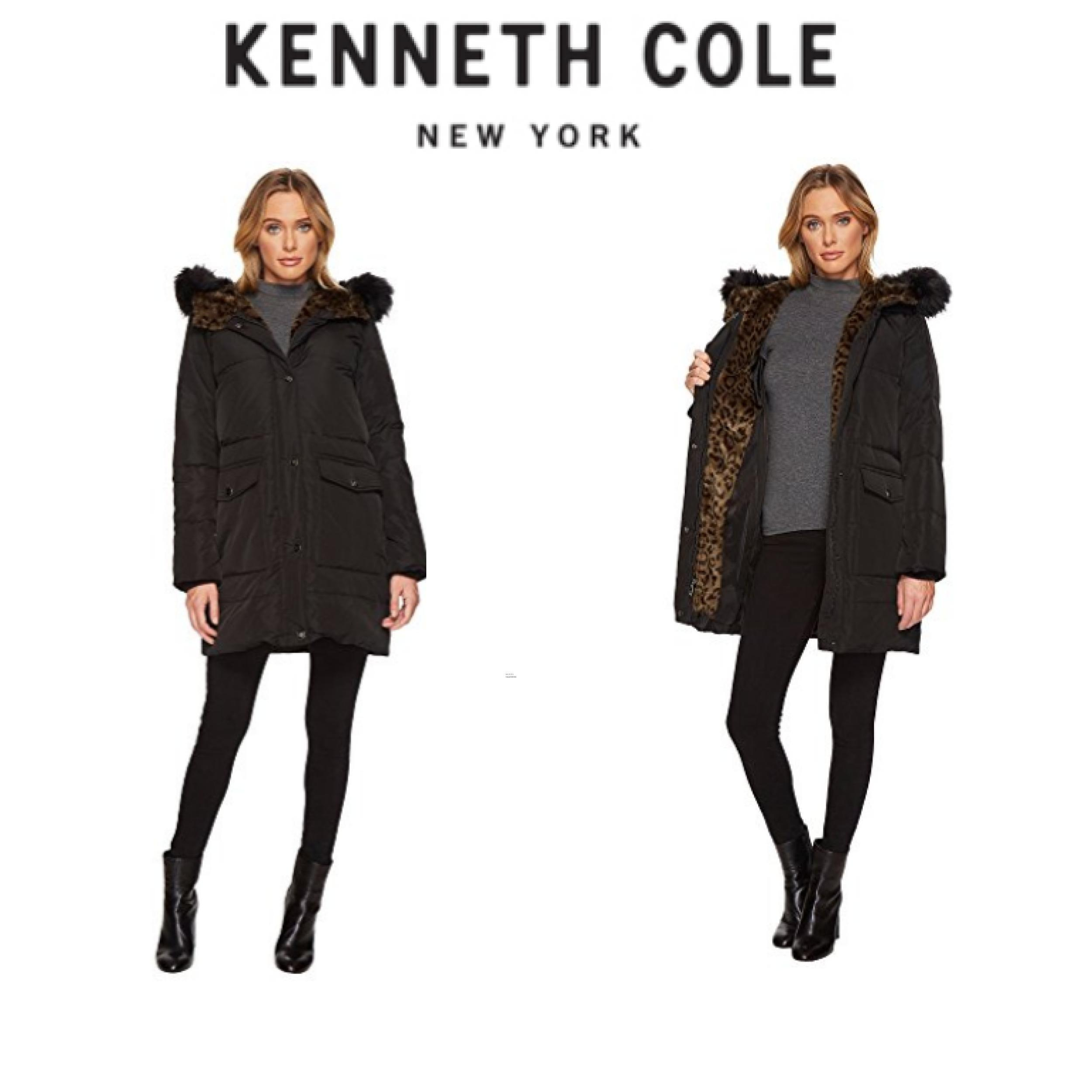 Kenneth Cole New York ダウンコート