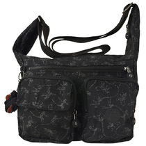 Kipling ショルダーバッグ GERTY K11275 30D MONKEY NOVELTY