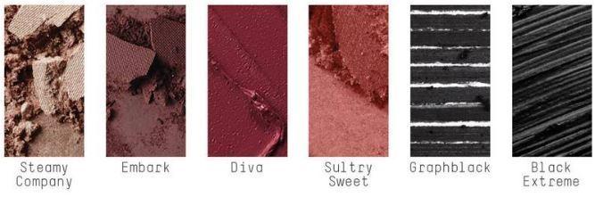 NEW人気限定品 (MAC) Look in a Box Sultry Sweet Kit6品セット