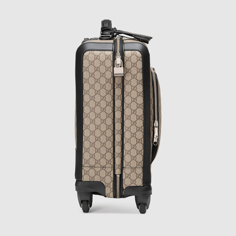 GUCCI グッチ/ GG Supreme carry-on GGスーツケース H51cm/4.5kg
