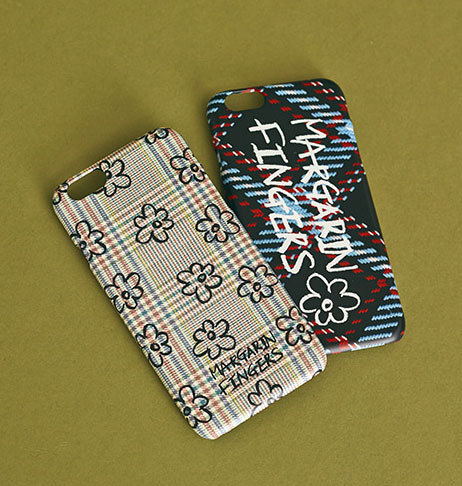 ★Margarin Fingers★日本未入荷スマホケース TWEED IPHONE CASE