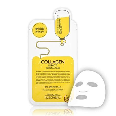 Mediheal Collagen Impact Essential Mask 20枚
