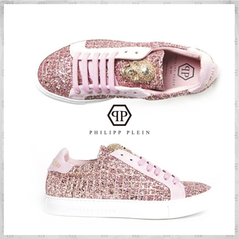 国内発送・関税込PHILIPP PLEIN SNEAKERS
