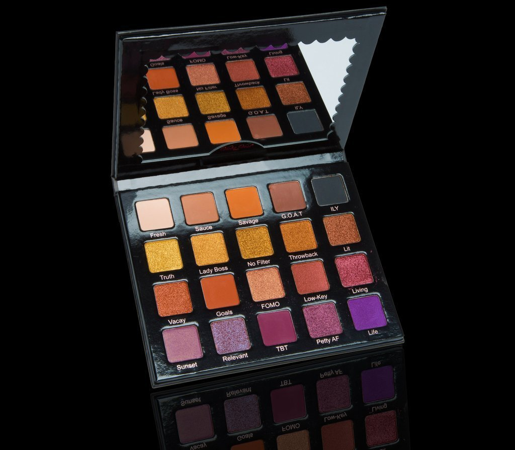 Violet Voss★20色入り♪ Hashtag Eye Shadow Palette★送料込