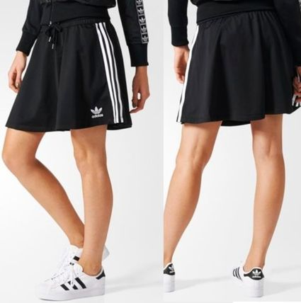 Adidas BJ8176 Women Originals 3S Skirts black