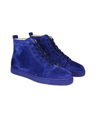 Christian Louboutin スニーカー 【安心の国内発送!!】ルブタン☆ LOUIS FLAT CALF SNEAKERS 3色(2)