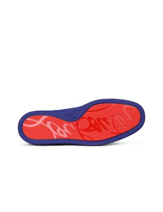 Christian Louboutin スニーカー 【安心の国内発送!!】ルブタン☆ LOUIS FLAT CALF SNEAKERS 3色(4)