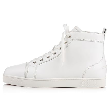 Christian Louboutin スニーカー 【安心の国内発送!!】ルブタン☆ LOUIS FLAT CALF SNEAKERS 3色(7)