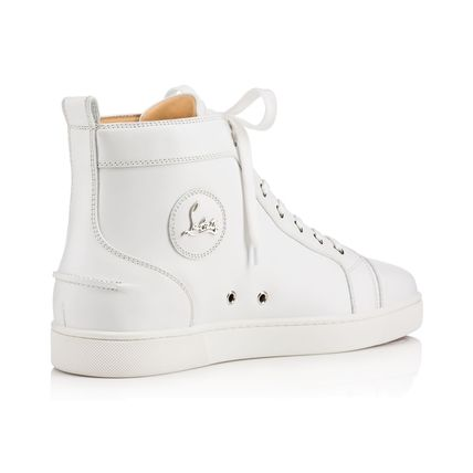 Christian Louboutin スニーカー 【安心の国内発送!!】ルブタン☆ LOUIS FLAT CALF SNEAKERS 3色(9)