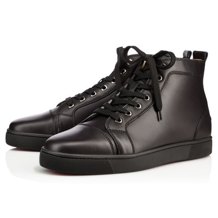 Christian Louboutin スニーカー 【安心の国内発送!!】ルブタン☆ LOUIS FLAT CALF SNEAKERS 3色(10)
