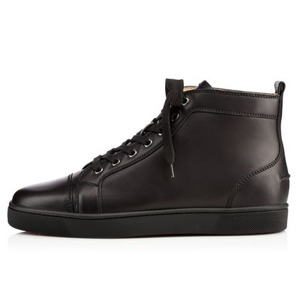 Christian Louboutin スニーカー 【安心の国内発送!!】ルブタン☆ LOUIS FLAT CALF SNEAKERS 3色(11)