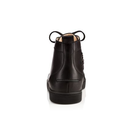 Christian Louboutin スニーカー 【安心の国内発送!!】ルブタン☆ LOUIS FLAT CALF SNEAKERS 3色(12)