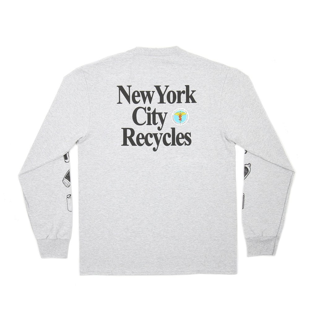 17A/W★ONLY NY★大人気 DSNY Recycles L/S T-Shirt♡