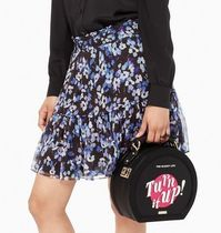 最終SALE!  kate spade new york Floral mini skirt