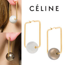 【18SS】大注目!!★CELINE★sphere detail earrings