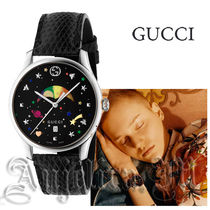 ★安心追跡付き★GUCCI G-Timeless  Planet Motifs YA1264045