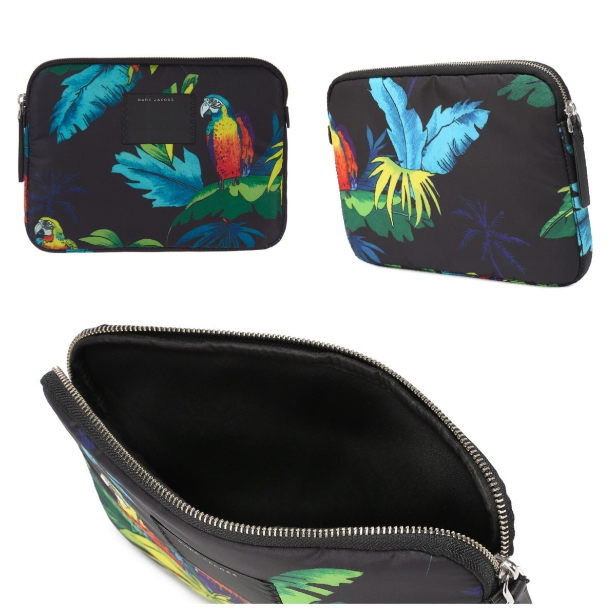 MARC JACOBS / iPad Air/Air2/Pro9.7inch/5 Case / Parrot Print