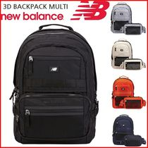 ★新学期鞄★New Balance 3D BACKPACK MULTI / Unisex 男女兼用