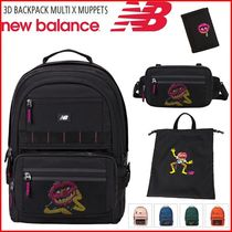 ★新学期鞄★New Balance 3D BACKPACK MULTI X MUPPETS/男女兼用