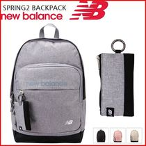 ★新学期鞄★New Balance SPRING2 BACKPACK / Unisex 男女兼用