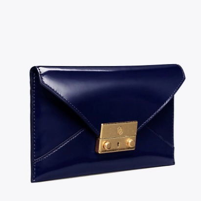 新作SALE★Tory Burch JULIETTE ENVELOPE POUCH スリム長財布