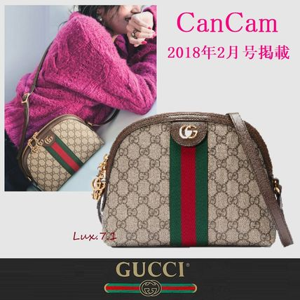 CanCam 2018年2月号掲載【GUCCI】Ophidia GG S ショルダーバッグ