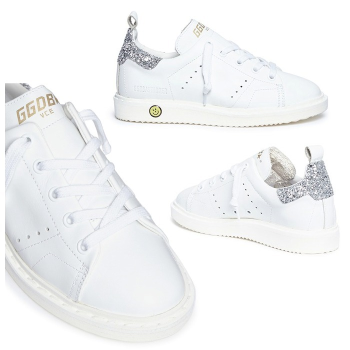 完売必須!!KIDSモデル!! Golden Goose 'STARTER' SNEAKERS