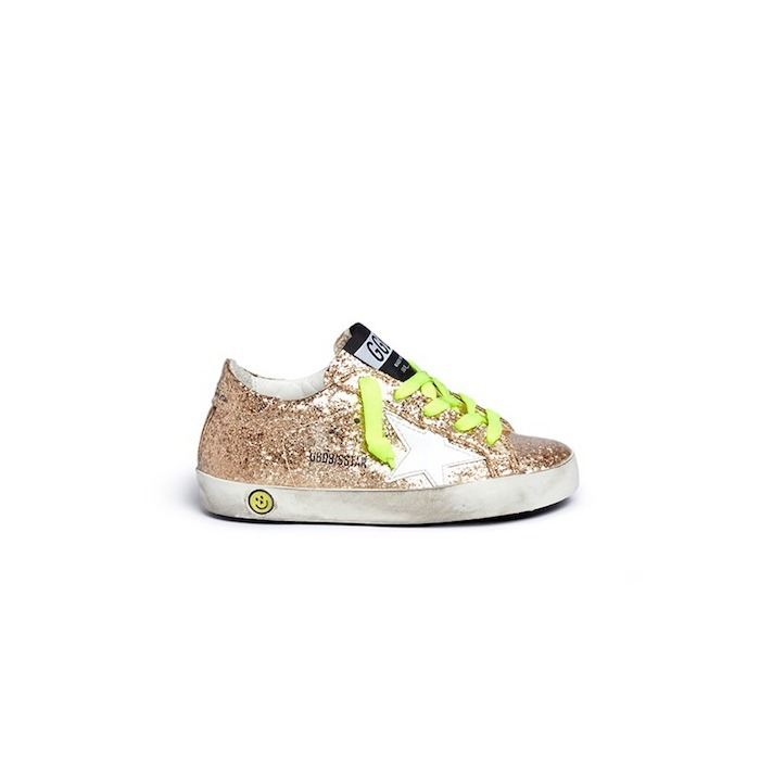 完売必須!!KIDSモデル!! Golden Goose 'SUPERSTER' SNEAKERS