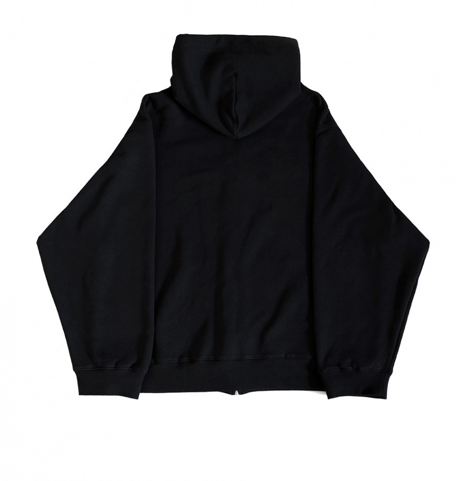追跡あり> CHANCECHANCE★CEC Hood Zipup(Black)
