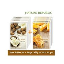 NATURE REPUBLIC★ Real Nature Mask Sheet 20枚セット