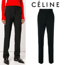 【18SS】大注目!!★CELINE★high waisted trousers