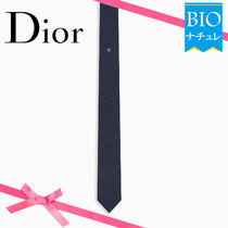 【Dior】Dior Homme * シルク100% ♪* BEE * ネクタイ