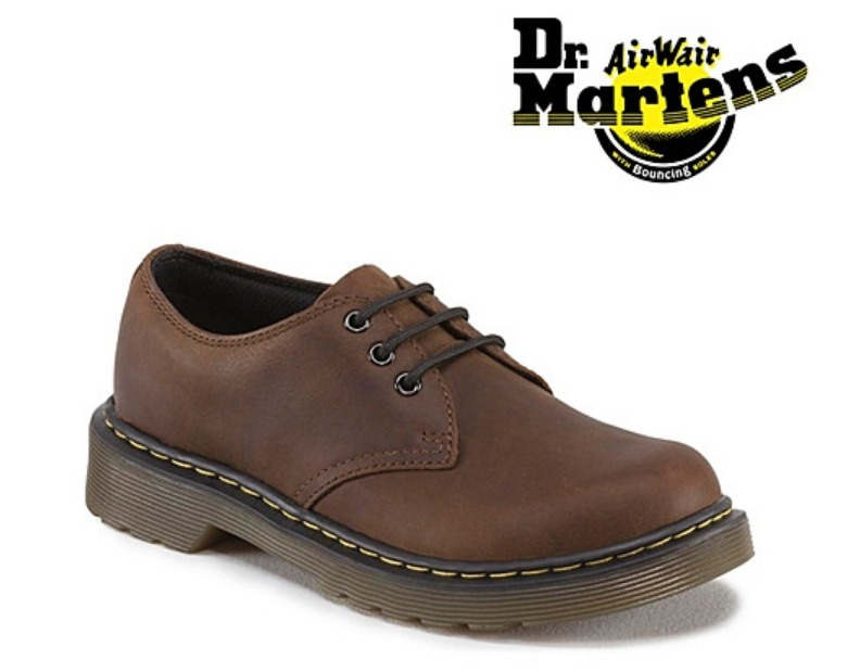 Dr Martens Kids Everley Junior Shoe レザー 15378201 15378601