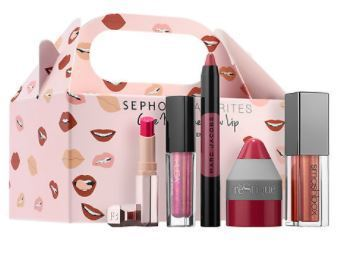 Sephora☆限定(SEPHORA FAVORITES Give Me Some New Lip Kit)