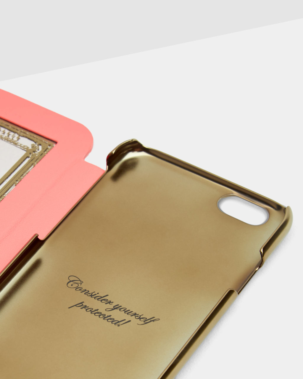 "☆国内即発☆【TED BAKER】""DITTEE""iPhone6/6sケース"