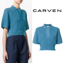 【18SS】大注目!!★CARVEN★ポロシャツ