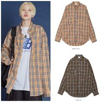 日本未入荷OPEN THE DOORのnova check shirts - UNISEX