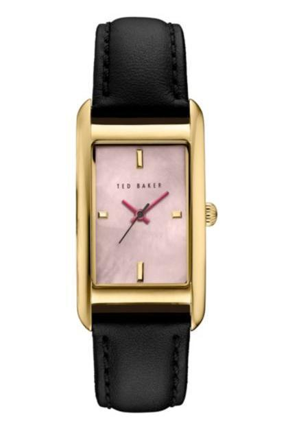 TED BAKER Bliss Rectangular Case Watch 腕時計 送料関税込