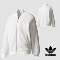 ADIDAS★関税込み★SHERPA FLEET TRACK TOP JACKET★WHITE★0402