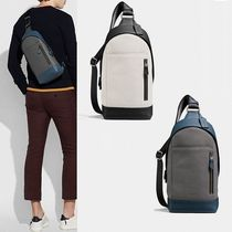 Coach ◆ 23689 Manhattan sling pack in colorblock