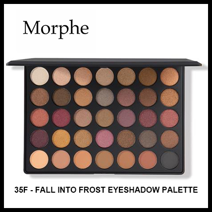 【Morphe】35F - FALL INTO FROST EYESHADOW PALETTE